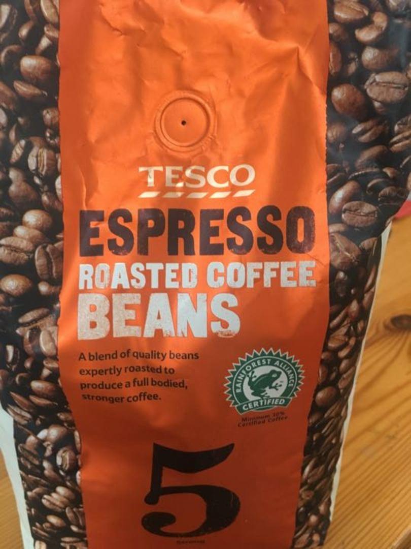 Roasted Coffee Beans Olio