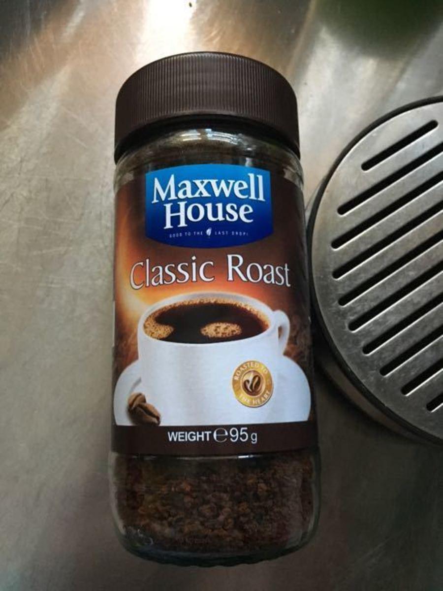 Maxwell House Coffee 95g Olio