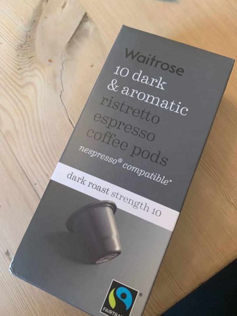 Espresso Coffee Pods Olio