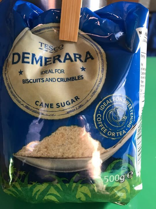 Tesco Demerara sugar 500g