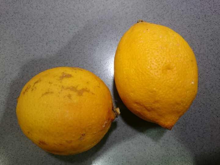 Lemon good for juice!