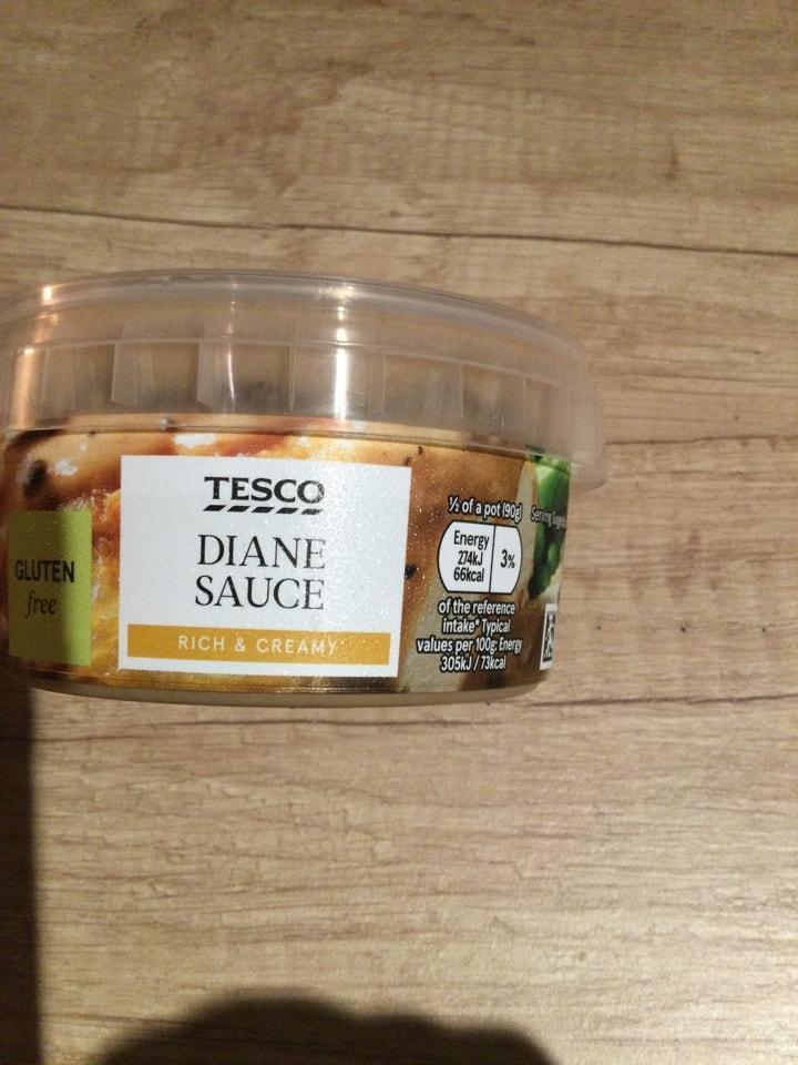 Diane sauce
