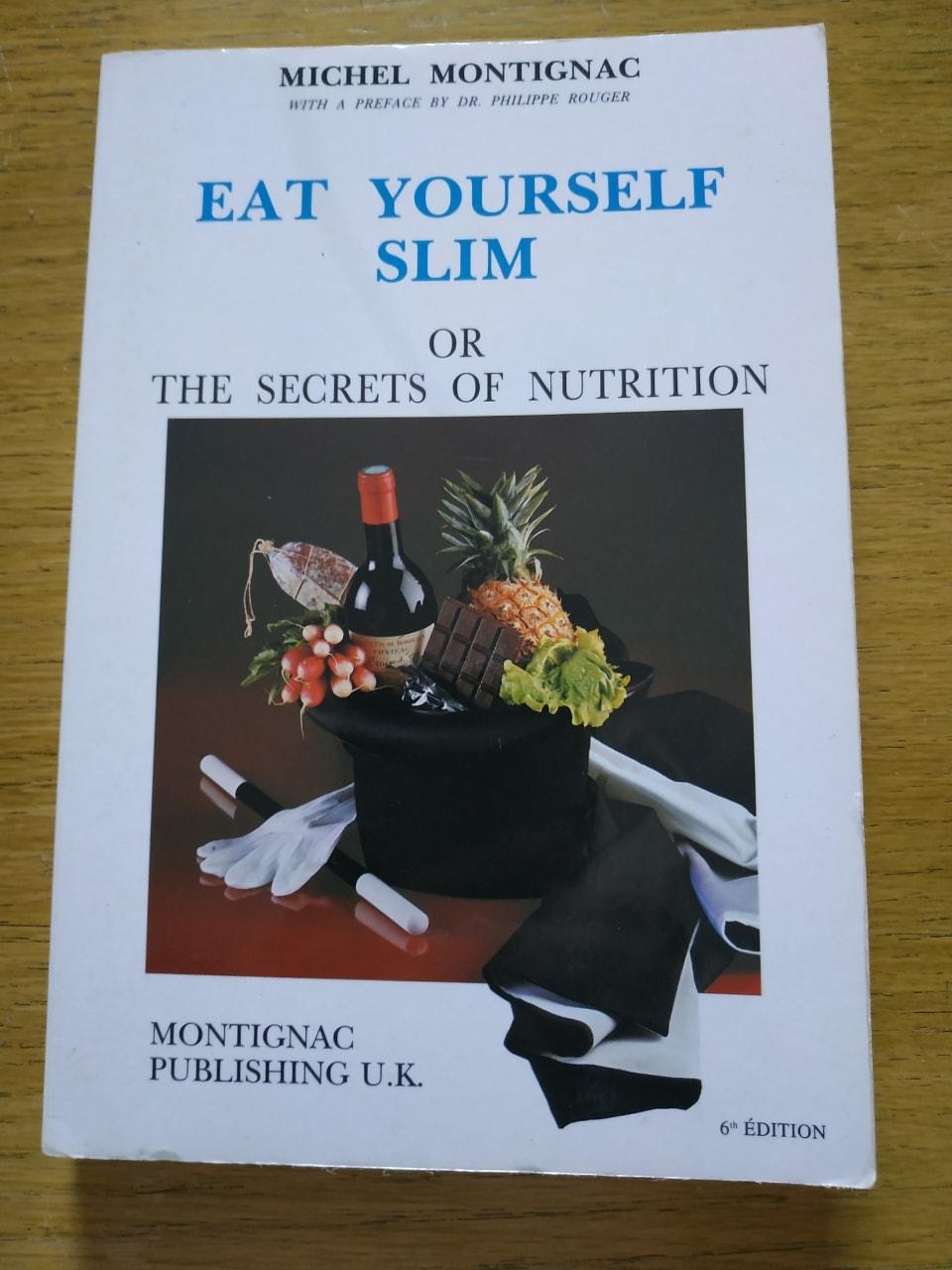 Book - Eat yourself slim