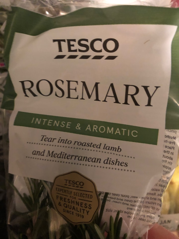 Tesco-herb  ROSEMARY