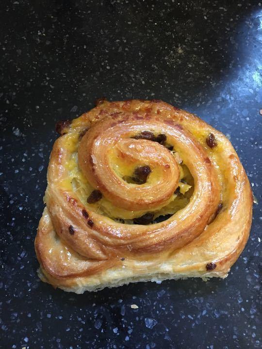 Danish pasty