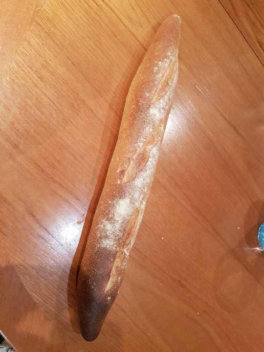 Nice baguette