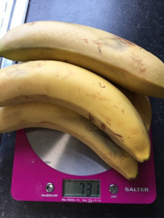 Bananas (suitable for smoothies/banana bread)