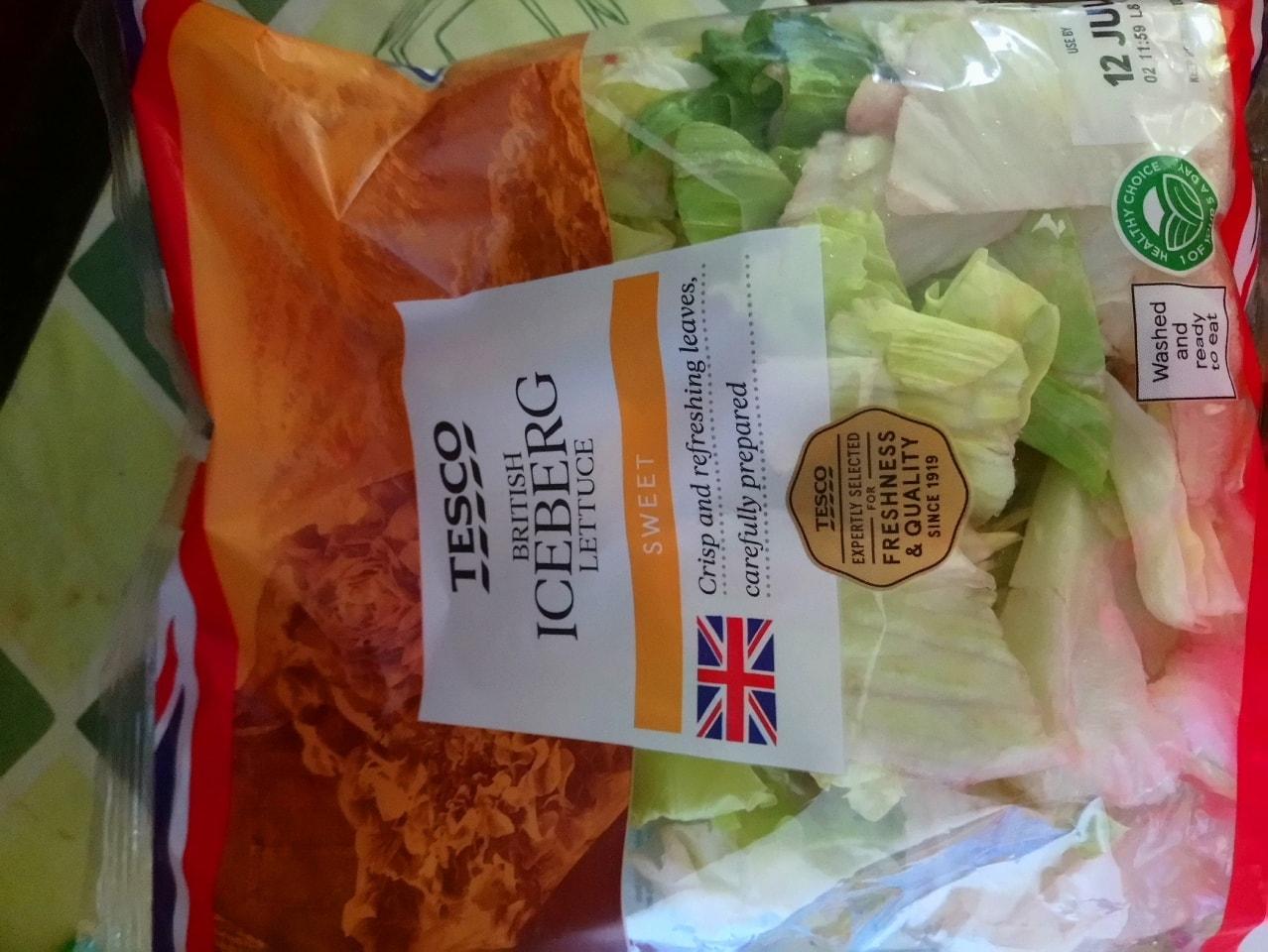 Iceburg lettuce x4