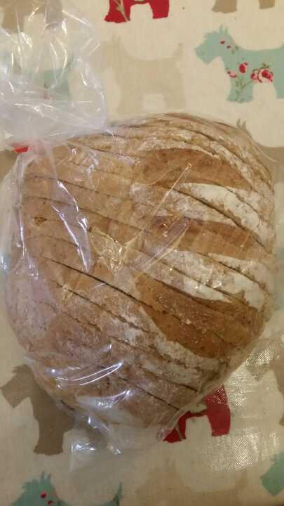 Floured Sliced Loaf