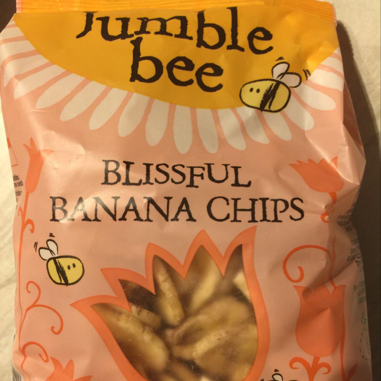 Jumble Bee banana chips