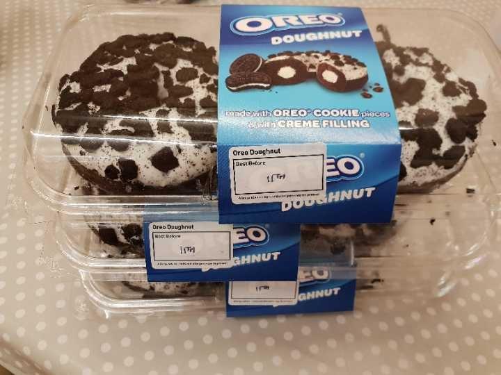 Free Oreo donuts