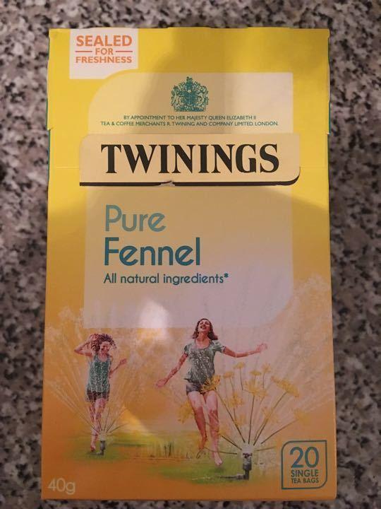 Twinings Pure Fennel Tea