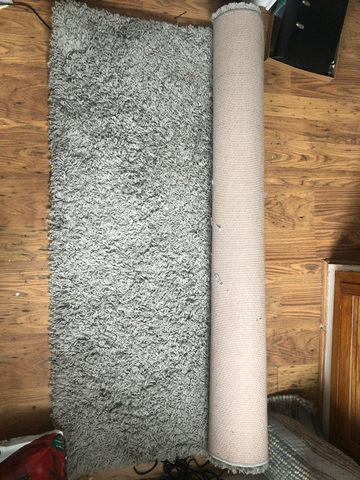 Grey Rug 160 x 230