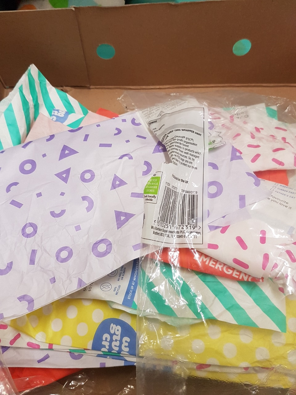 Pretty paper  for crafting