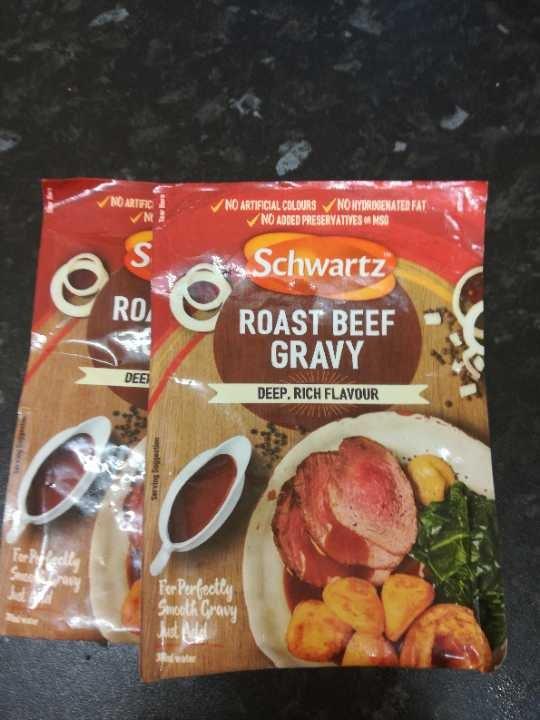Roast beef mix