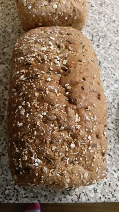 Seeded Brown Loaf