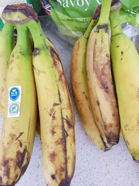 Bananas 2 bunches