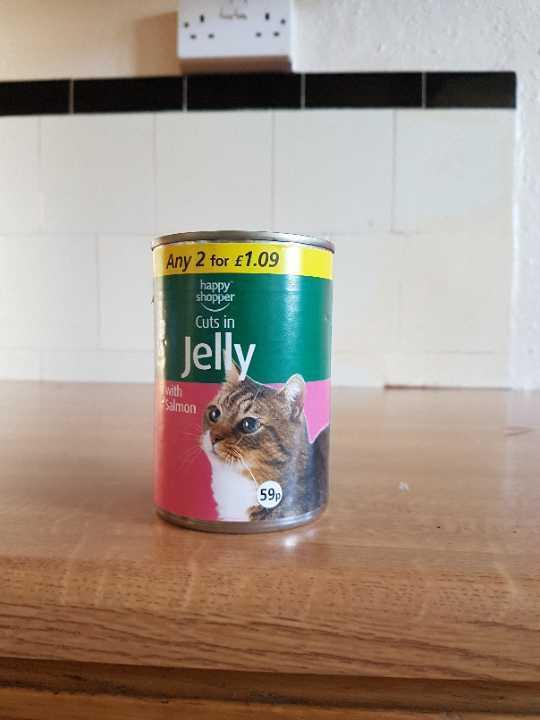 Happy Shopper Cat food