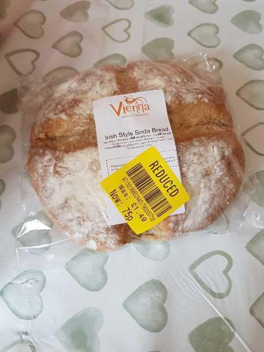 Irish Style Soda Bread