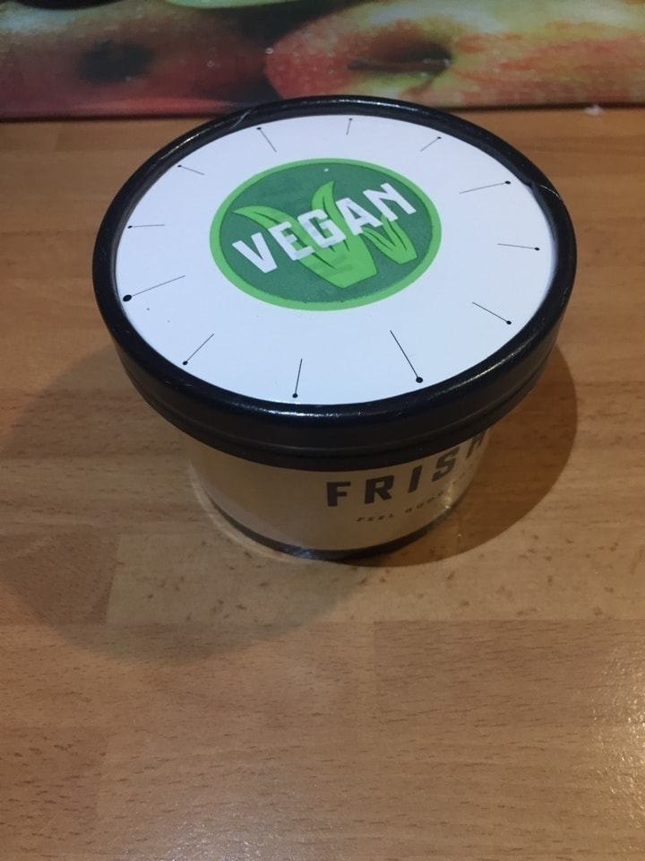 vegan soups from Friska