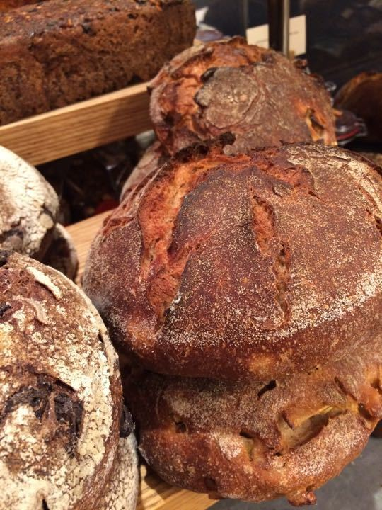 Whole Selection of Artisan Bread