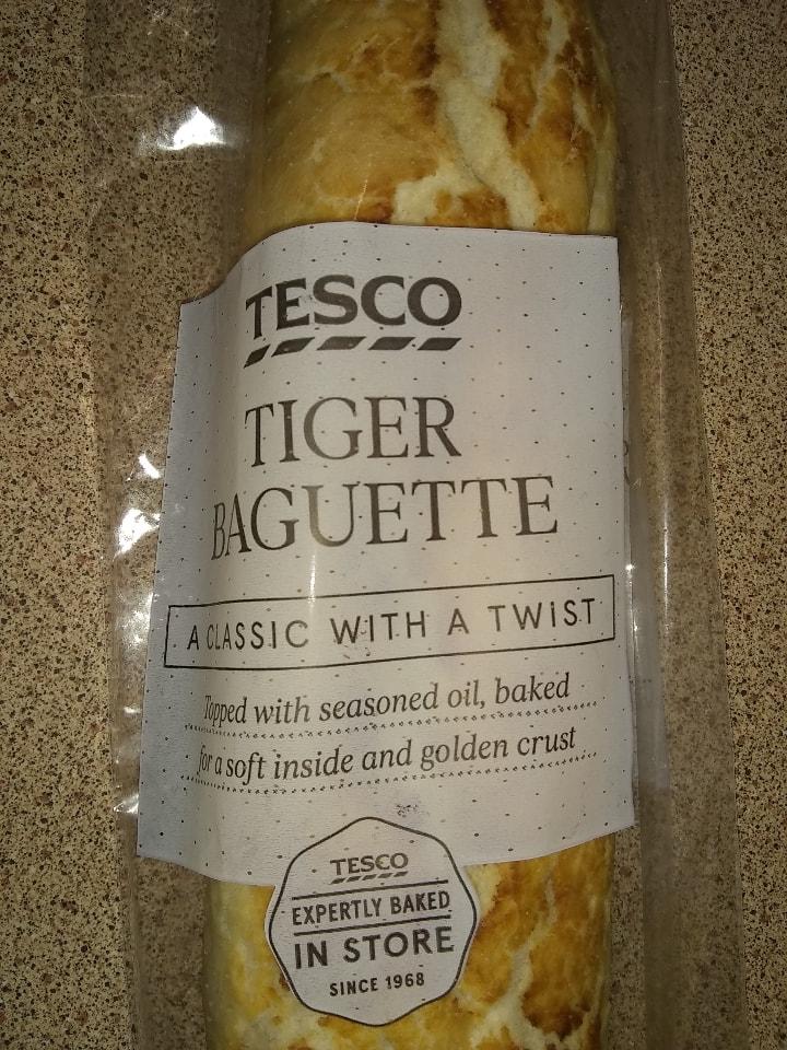 Tiger baguettes