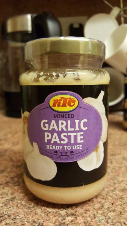 KTC Garlic Paste