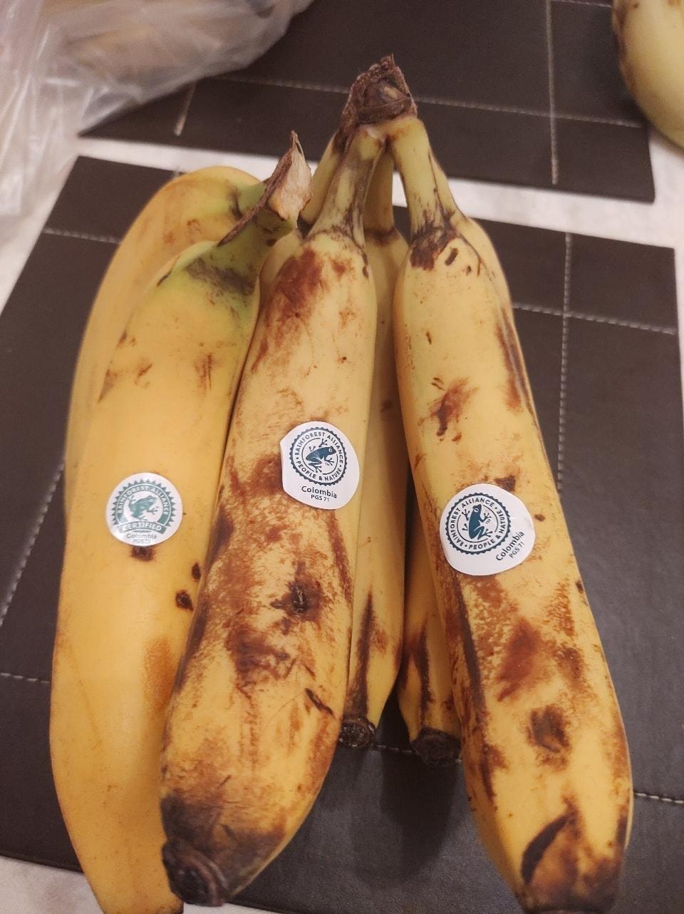 Bananas 🍌. Great for baking!