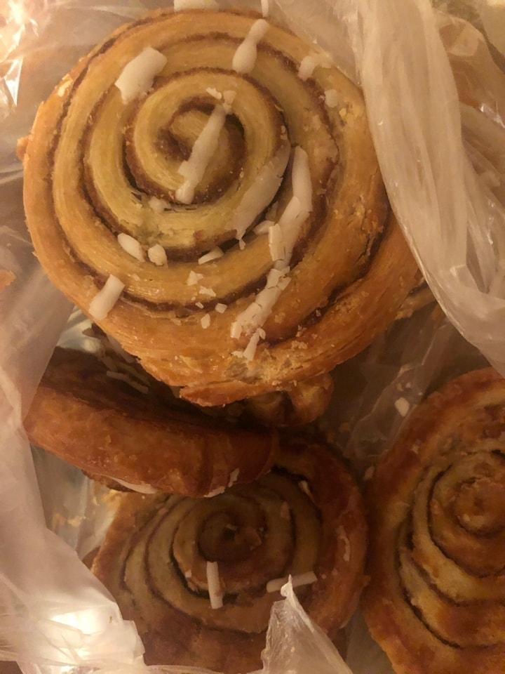 Tesco-mixed pastries 😻