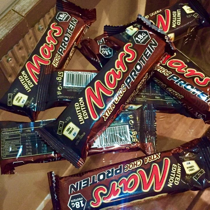 Mars Protein Bars x6