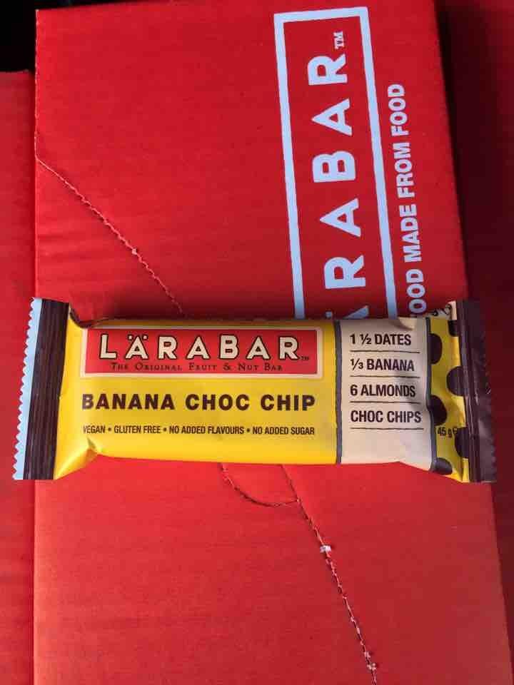 Lärabar - Banana choc chip BB 18/11/2019