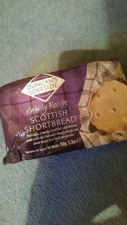 Duncans Scottish Shortbread