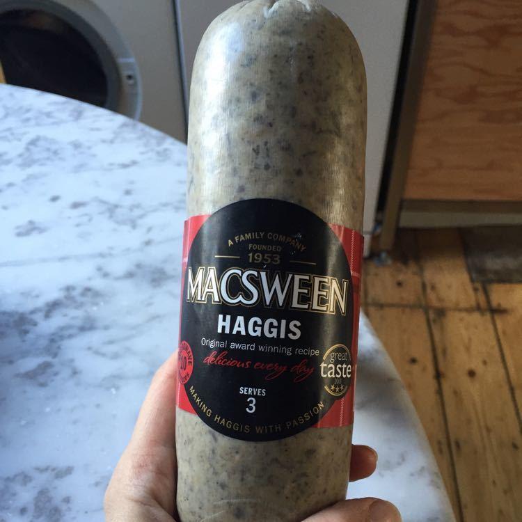 Macsween haggis (serves 3)