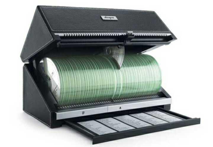 CD-/DVD-storage - boxes, Case Logic cases etc.