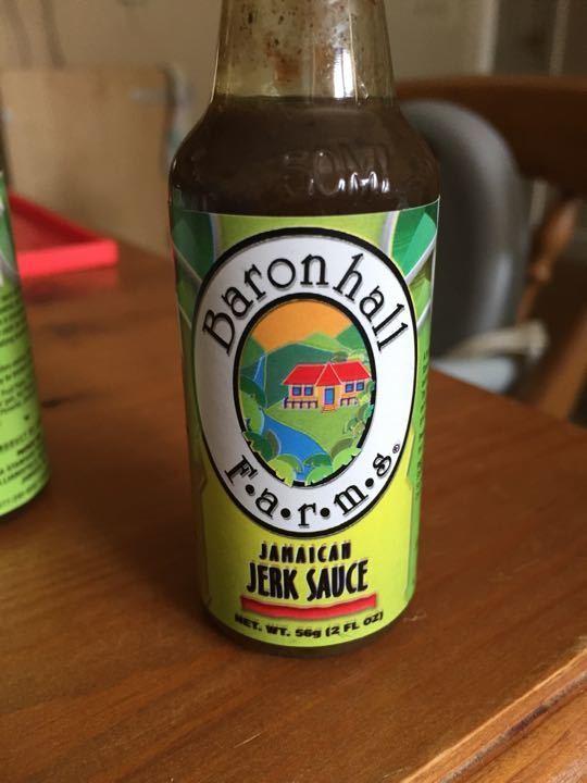 Jamaican Jerk Sauce 50ml