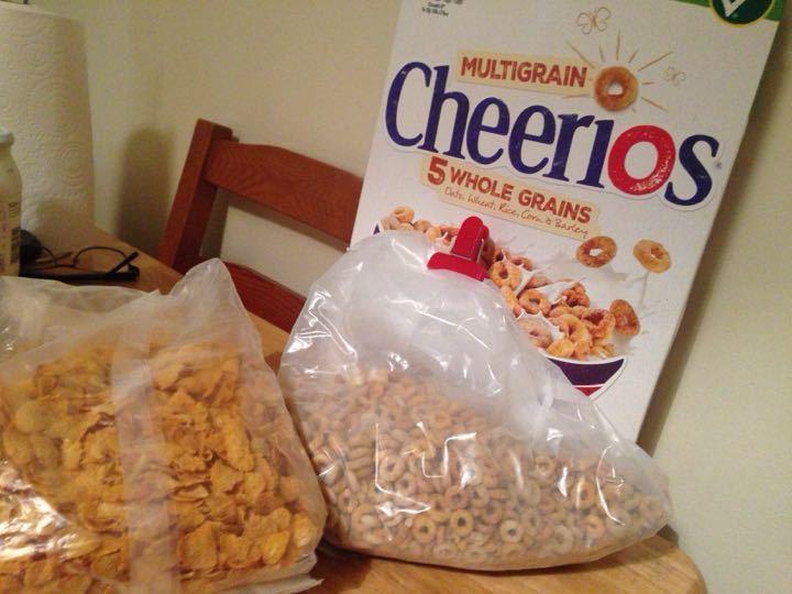 Cereals,