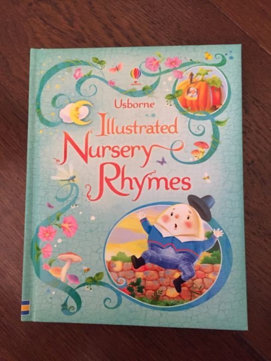 NEW! Nursery Rhymes/Usborne - OLIO
