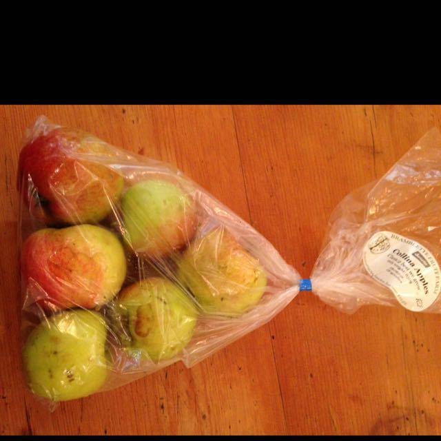 Collins apples