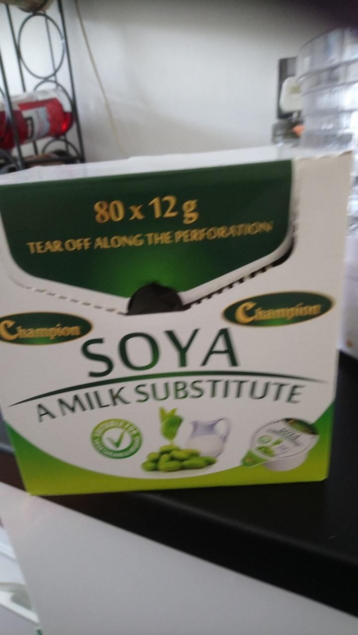 Soya milk pots