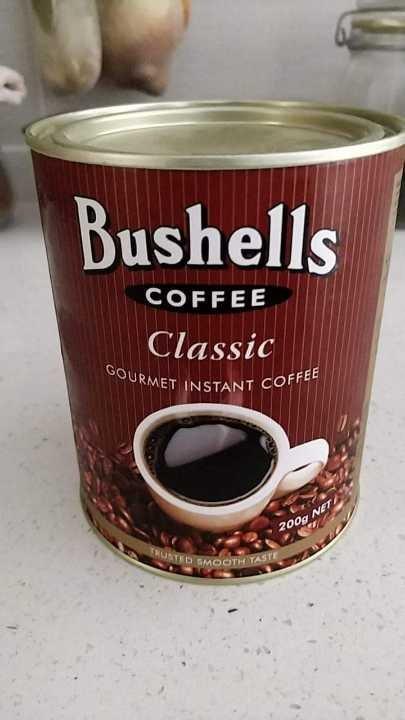 Bushells coffee powder