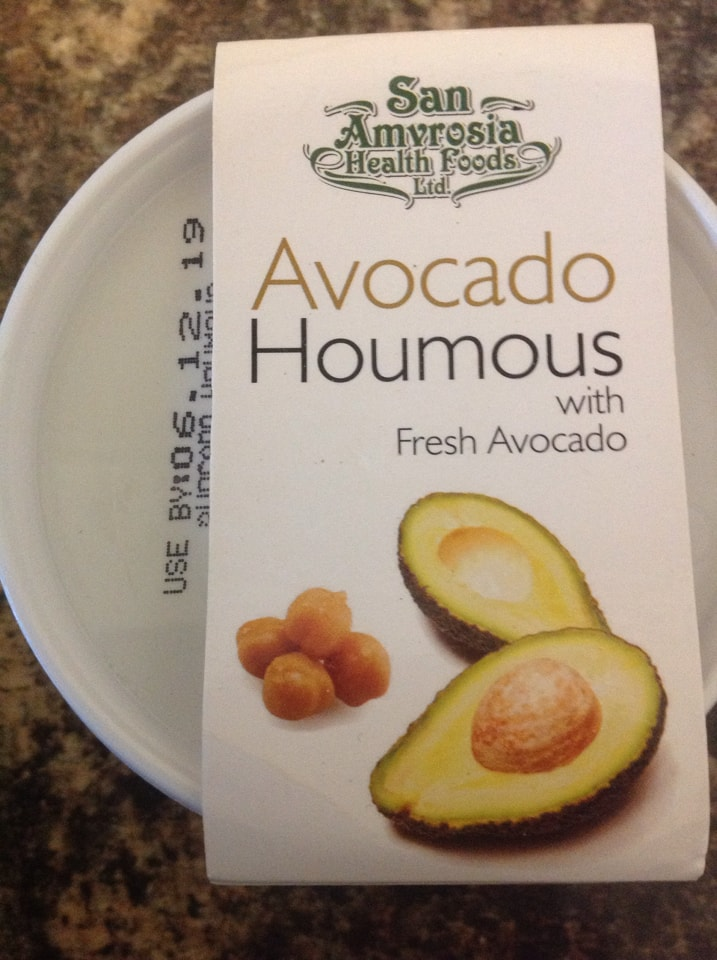 Avocado Houmous