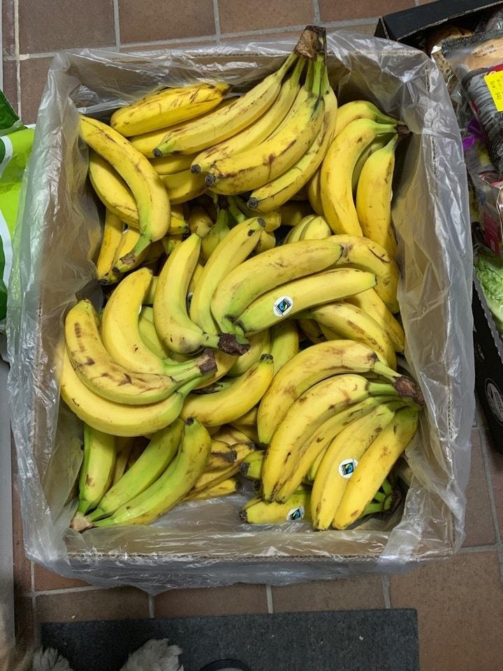Bananas!!! Last bag