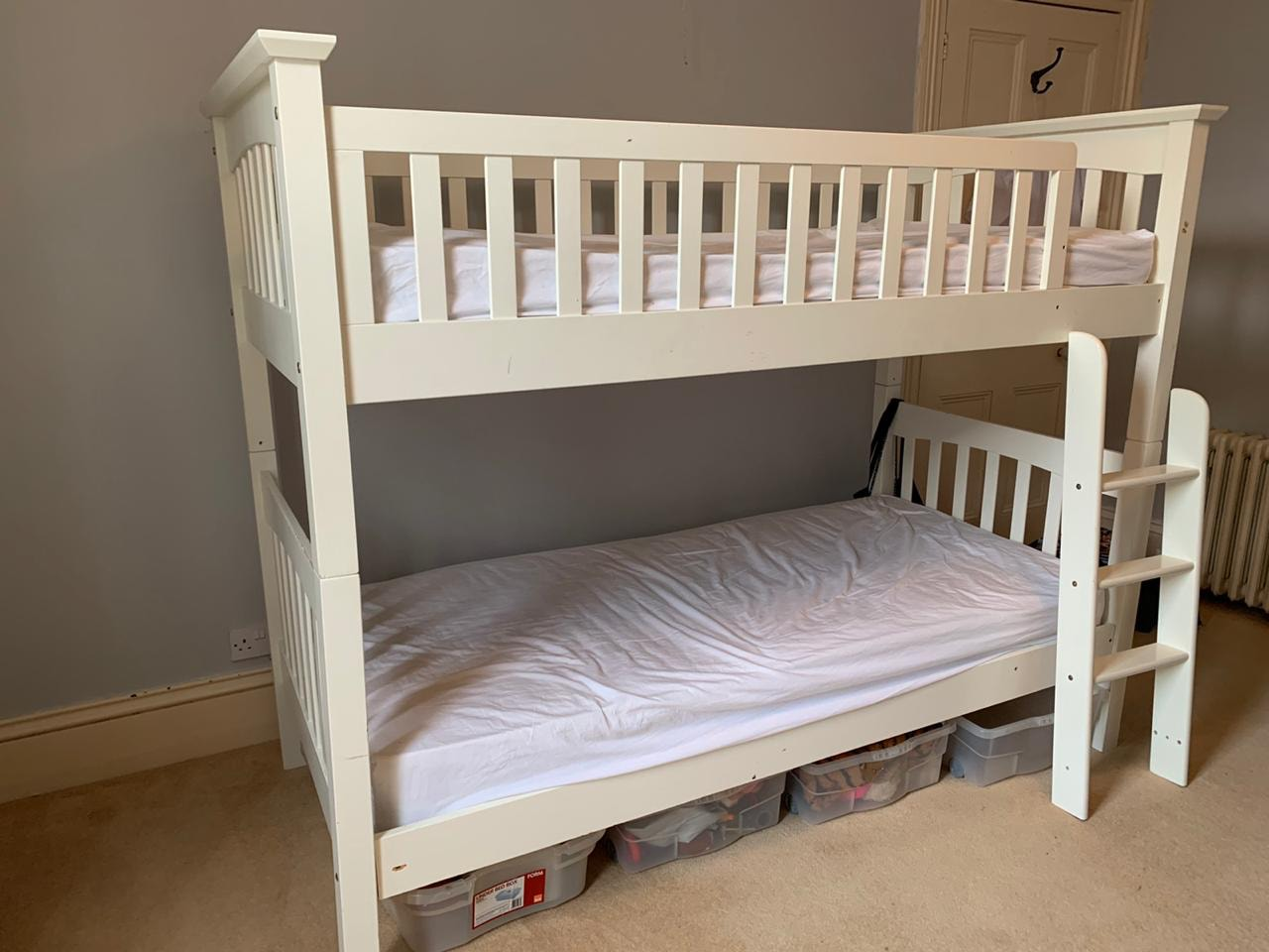 Bunk bed or two singles