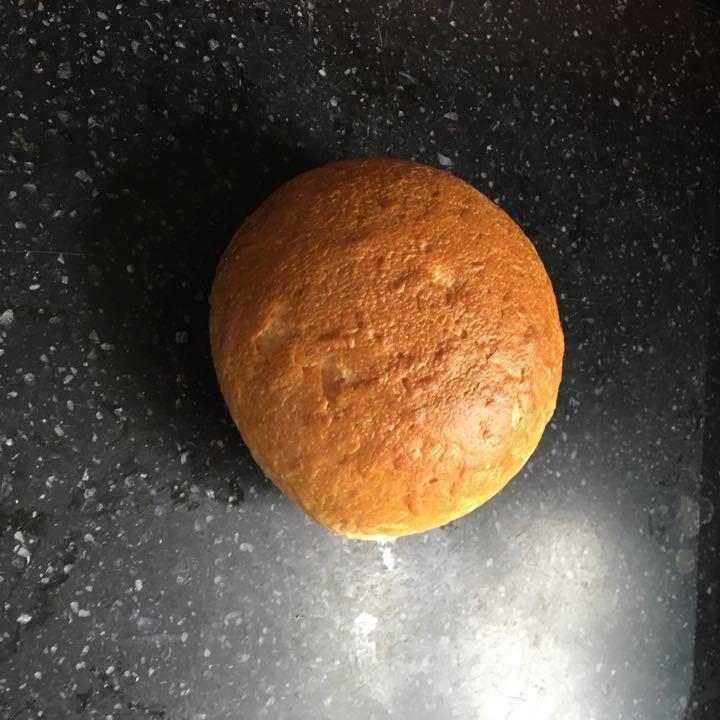 Small white crispy rolls