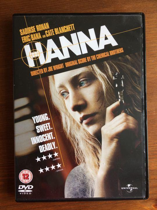 Hanna- dvd