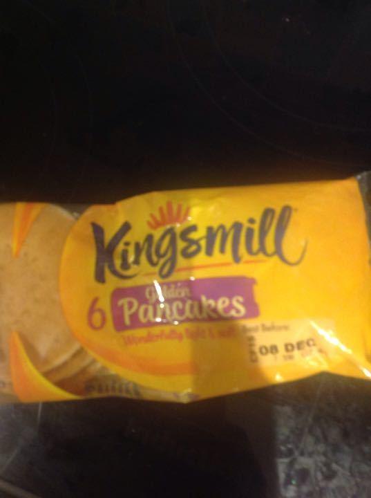 Kingsmill pancakes