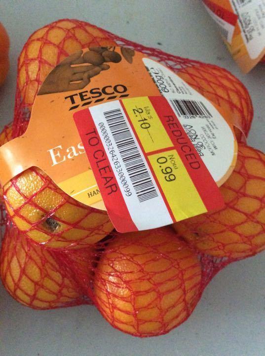 Easy peel oranges