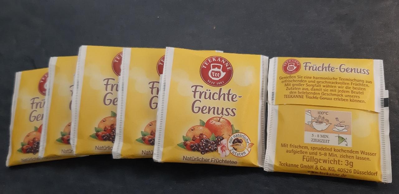 Früchte-Genuss(tee) 6x