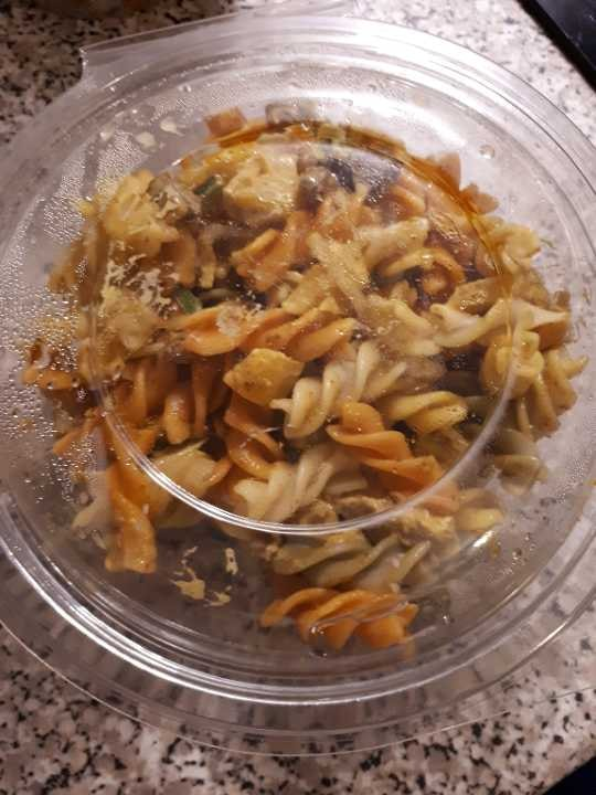 Coronation Chicken Pasta