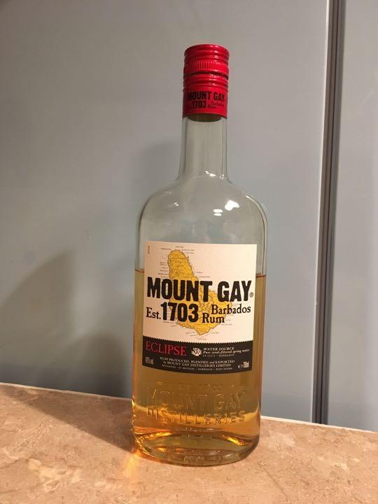 Mount Gay Barbados Rum